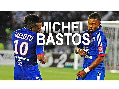 Michel Bastos ● Lyon 2009-2013 ● Skills & goals 2016 HD