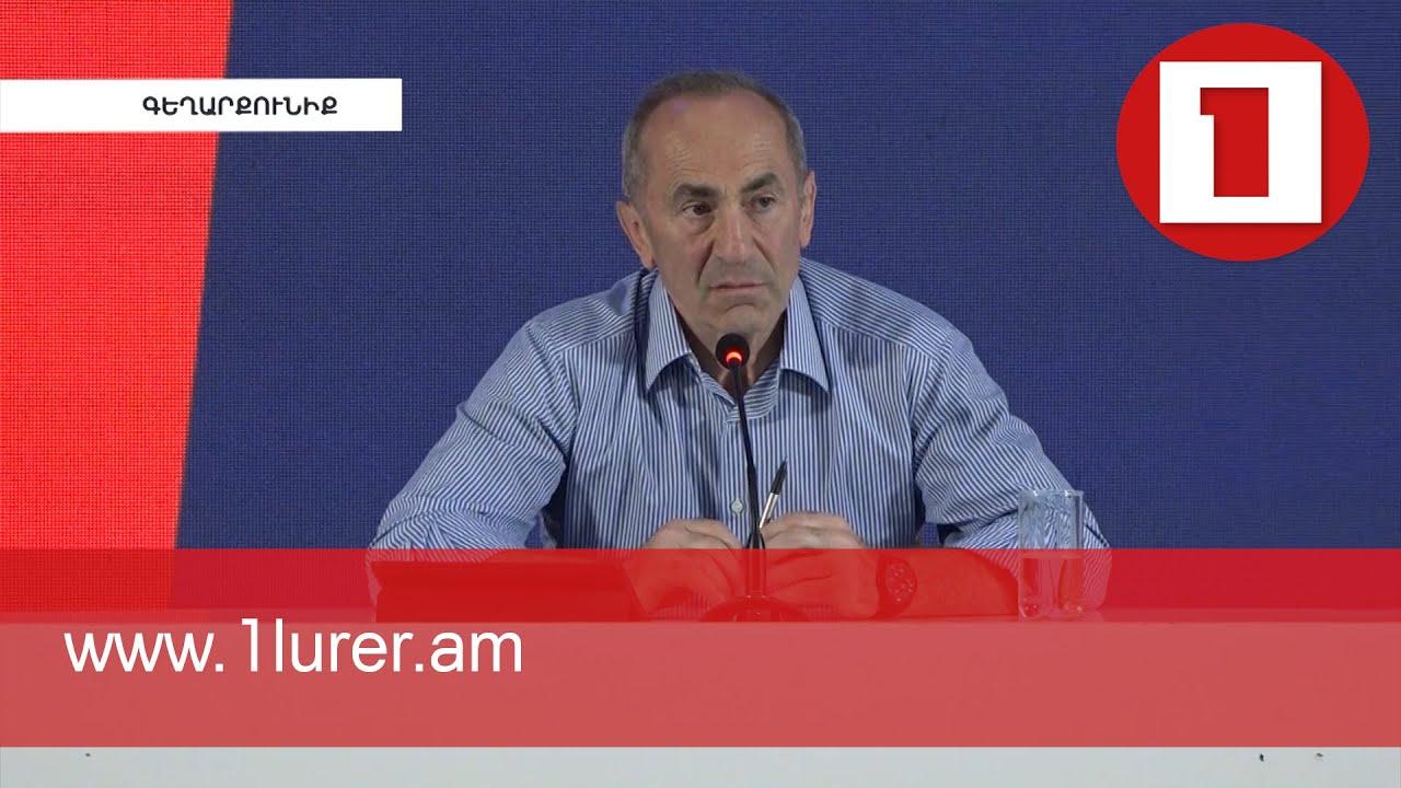 Գավառում «Հայաստան» դաշինքի հանդիպումը քաղաքացիների հետ