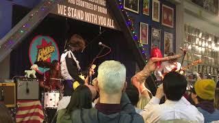 Starcrawler Live Amobea Music Hollywood 011118