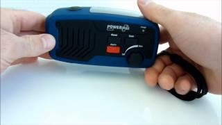 Vidéo - Présentation Radio Panther