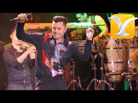 Ricky Martin -  Lola, Lola - Festival de Viña del Mar 2014 Full HD