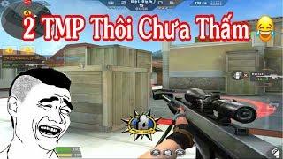 CF Legends : 2 TMP Thiên Sứ Thôi Chưa Ăn Thua Hehe | Tuấn Sniper CF