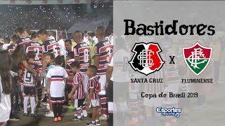 TV Coral - BASTIDORES - FESTA DA TORCIDA - Santa Cruz (2) 2x0 (3) Fluminense - Copa Do Brasil 2019
