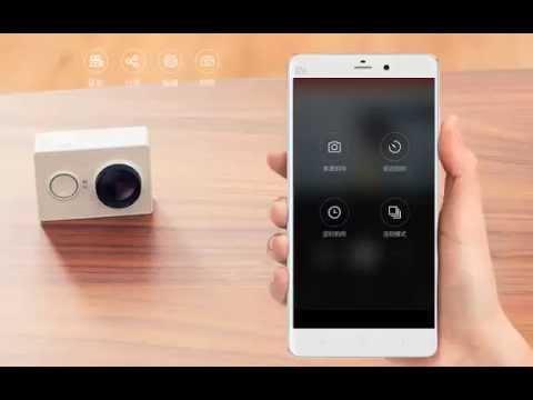 Descargar Xiaomi Yi Cam Andriod English App .APK working para celular #Android