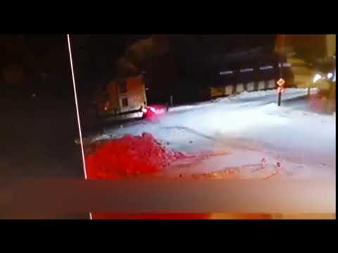 Появилось видео смертельного ДТП в Алдане