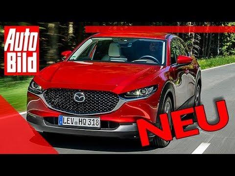 Mazda CX-30 (2019): Neuvorstellung - Kompakt-SUV - Infos