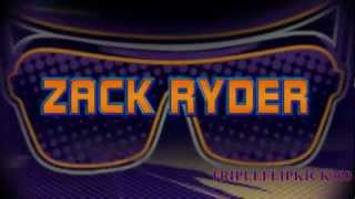 Zack Ryder Theme Song Titantron 2012