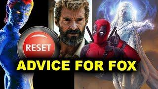 XMen Reboot Post Logan 2017  Beyond The Trailer