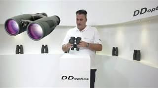 DDoptics Fernglas Pirschler 8x56 technische Hintergründe