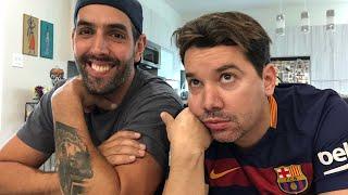 FRACASO Del Barcelona En La Final De La Copa Del Rey. Reacción De Un Culé Y Un Madridista.