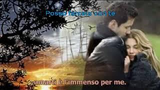 AMARTI E' L'IMMENSO PER ME - BASE CON VOCE FEMMINILE BY ROSANNA
