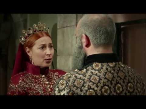 Muhteşem Yüzyıl 133. Bölüm - Sultan Süleyman&#39la Hürrem Sultan barışıyor