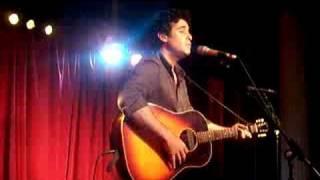 Joshua Radin - Sundrenched World (Short Clip)