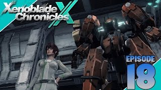 Xenoblade Chronicles X - Ep. 18: Affinity Quests 6