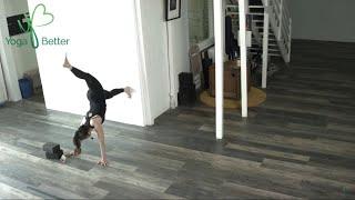 LEVEL 2 – 11am w/ ANDRIA – 3.10.21 Yoga Better LIVESTREAM