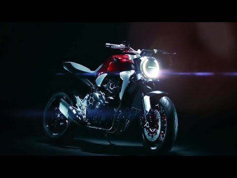 Nueva 2018 Honda NEO. Ya se presentó en el Salon Tokio!