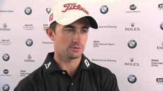 BMW International Open (T3) : La réaction de Gary Stal