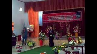 preview picture of video 'Dalam Rangka Ulang Tahun SMA Negeri 1 Telaga Kab.Gorontalo'
