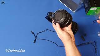 Produkttest Razer Nari Essential Headset