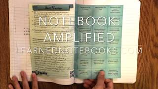 60-Second Science: Amplify Your Notebook