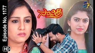 Savithri   10th January 2019     Full Episode No 1177   ETV Telugu