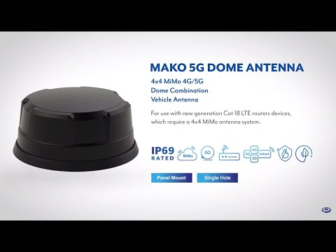 Panorama 5G MAKO Dome antenne