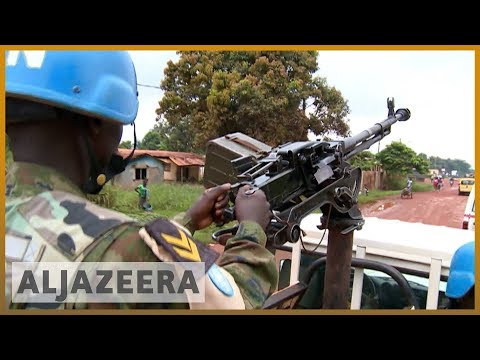 🇨🇫 UN peacekeepers failed to protect CAR civilians last year | Al Jazeera English
