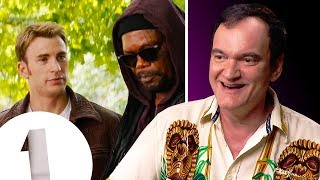 "Watch Quentin Tarantino: Movies That Made Me in full on BBC iPlayer in the UK: https://bbc.in/2YKyiyB  Director Quentin Tarantino talks to BBC Radio 1's Film Critic Ali Plumb about his incredible career. He discusses the ""casting coup of the century"" with Brad Pitt, Leonardo DiCaprio and Margot Robbie in new movie Once Upon A Time In Hollywood. And he reveals his favourite soundtrack choices, where *that* wallet is right now, and the best suggestions he's heard for what's in the briefcase in Pulp Fiction.   #QuentinTarantino #OnceUponATimeInHollywood  --  Official Channel of BBC Radio 1  Here you can find your favourite live performances, the biggest movie stars, amazing interviews and more...   Still haven't subscribed to Radio 1 on YouTube? ►► https://goo.gl/QSjLSr   Follow us on socials:  https://en-gb.facebook.com/bbcradio1/ https://twitter.com/bbcr1 https://www.instagram.com/bbcradio1/  https://www.bbc.co.uk/radio1"