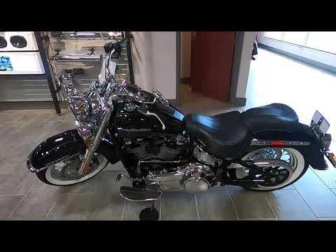 2018 Harley-Davidson Softail Deluxe FLDE