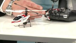"Simulus Funk-Ferngesteuerter 4-Kanal-Hubschrauber ""GH-640"" 2,4GHz"