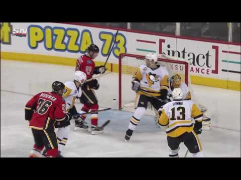 Pittsburgh Penguins vs Calgary Flames - March 13, 2017 | Game Highlights | NHL 2016/17