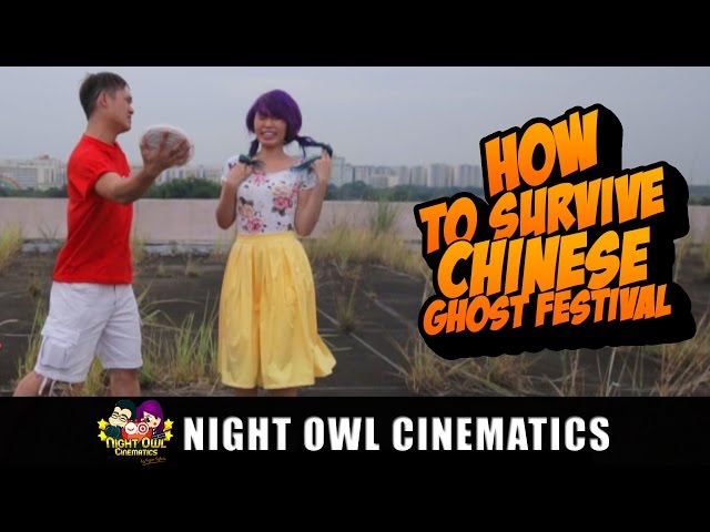 How to Survive Chinese Ghost Festival
