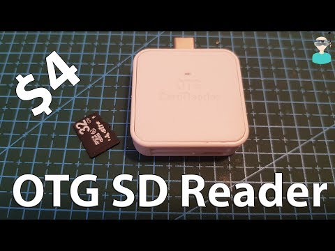 OTG Micro SD Card Reader - $4 That Can Save Your Quadcopter