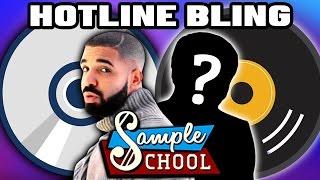 NEW SHOW! Sample School #1 : Drake - Hotline Bling