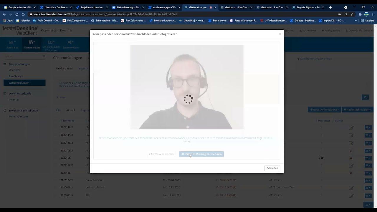 Webinarvideo: Schritt für Schritt Erklärung WebClient - Möglichkeiten von elektronischen Meldungen