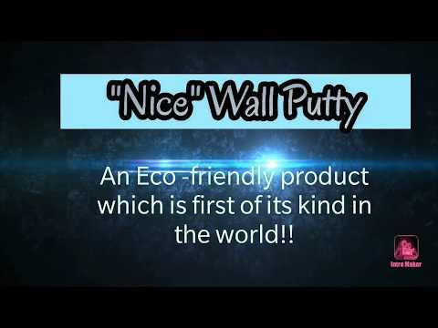 Nice Wall Putty