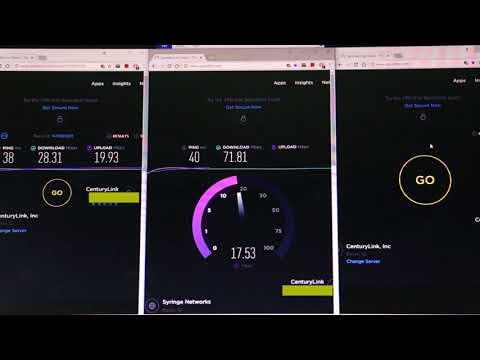 Download REAL-WORLD CenturyLink DSL Speed Test: 2.4G vs 5G vs LAN ($60 Plan 140/20) Mp4 HD Video and MP3