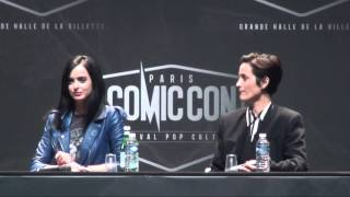 Conference Paris Comic Con : Netflix Marvel's Jessica Jones
