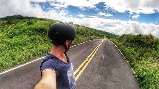 Longboard Tour auf Hawaii - Mauistyle Teil Zweii - Jucker Hawaii Trip - Longboard Tour #5 -