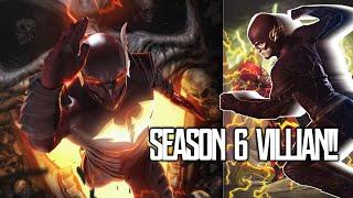 The Flash Season 6 Big Bad Villian Confirmed As The Red Death