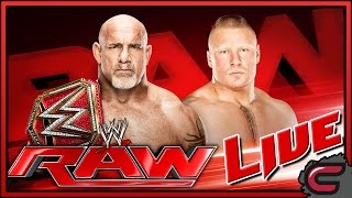 WWE RAW Live Stream March 27th 2017 Full Show Live Reactions