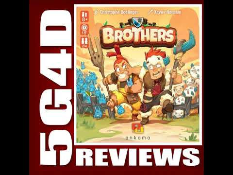 Brothers- A 5G4D Review