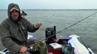 рыбалка на лодке пвх с эхолотом видео