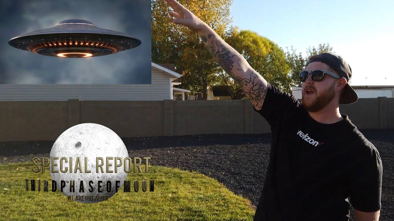 WE GOT IT!! Mile Wide UFO Captured Over Show Low Arizona? Free Documentary!
