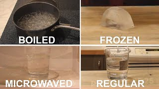 Every Way to Cook Water (4 methods) | Bon Appétit