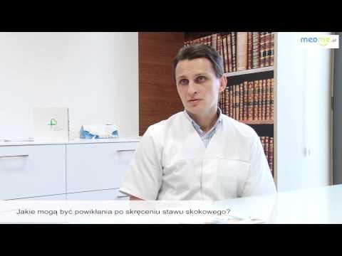 Martwica stawu biodrowego szefa ICD