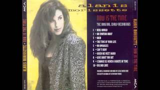 Alanis Morissette AN EMOTION AWAY 1993 Now Is The Time