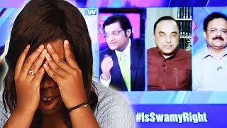 Americans Watch India's Times Now For The First Time thumbnail