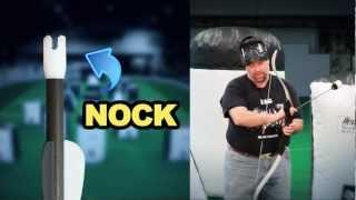 Archery Tag Shooting Tips
