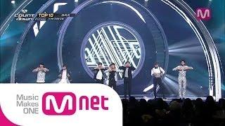 Mnet [엠카운트다운] Ep.380: 제국의아이들(ZE:A) - 숨소리(Breathe) @M COUNTDOWN 2014.06.12